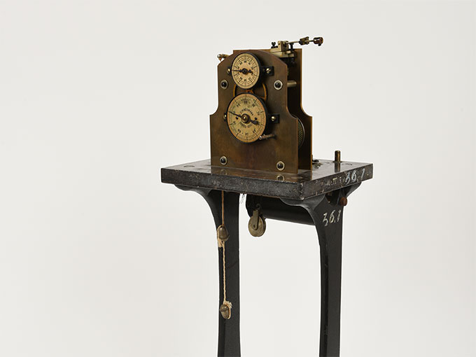 ヒップのクロノスコープChronoskop mit polaris magneten2