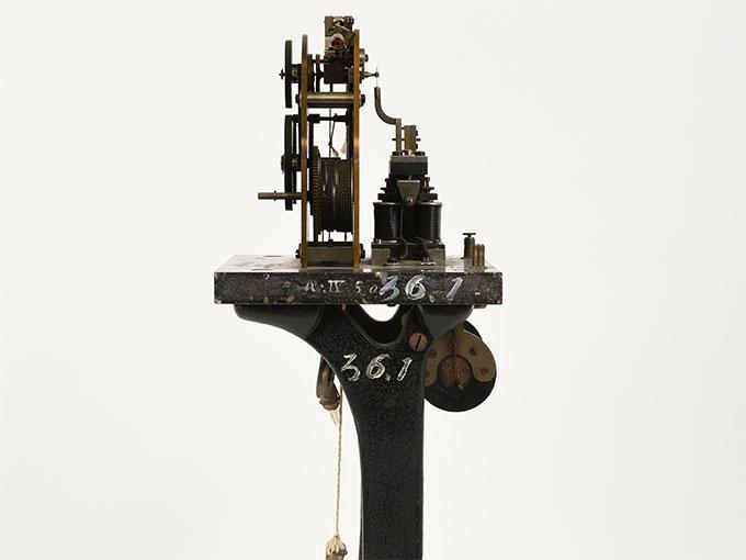 ヒップのクロノスコープChronoskop mit polaris magneten4