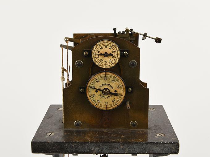 ヒップのクロノスコープChronoskop mit polaris magneten7