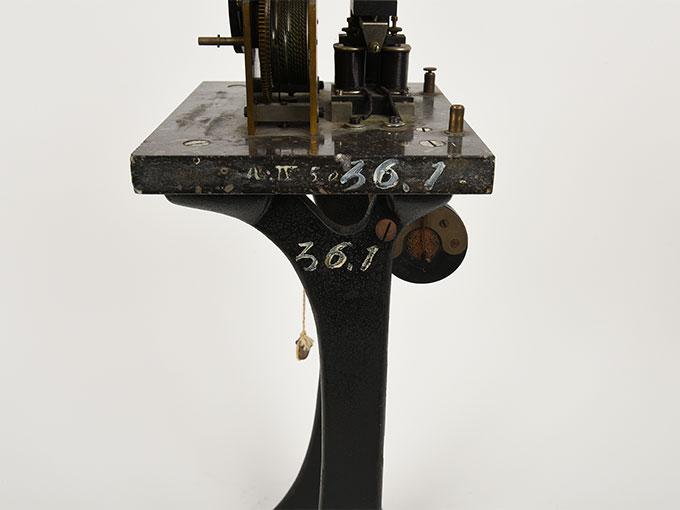 ヒップのクロノスコープChronoskop mit polaris magneten9