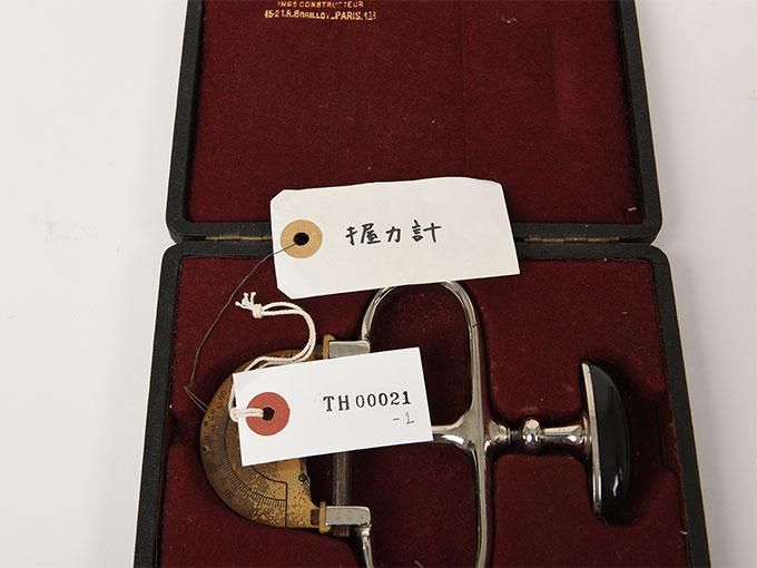 握力計(小)Dynamometre de Verdin6