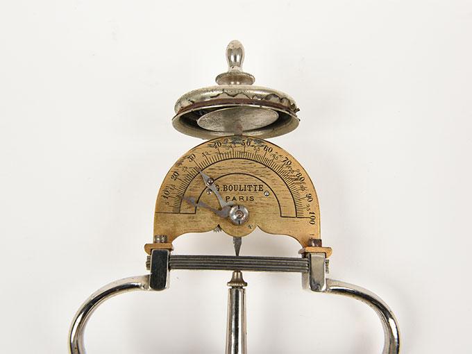 握力計(大)Dynamometre dynamograph