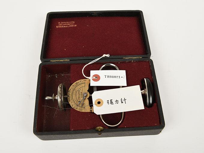 握力計(大)Dynamometre dynamograph7
