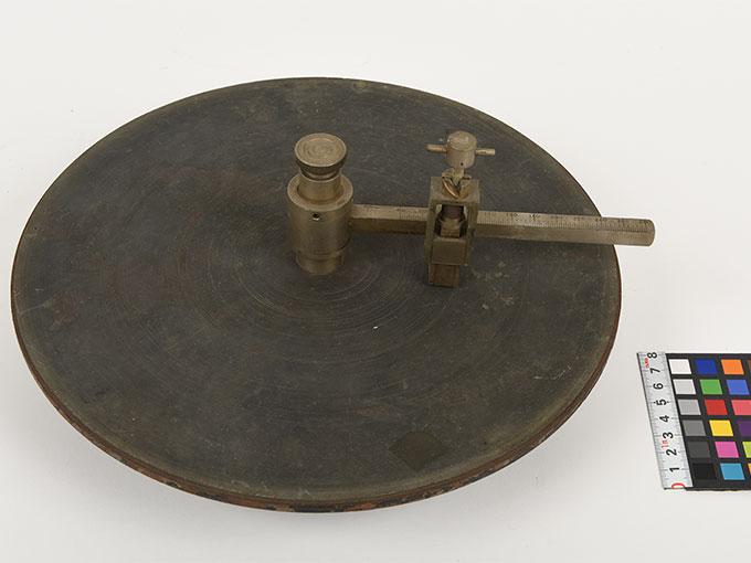 円盤裁断図形裁断器2