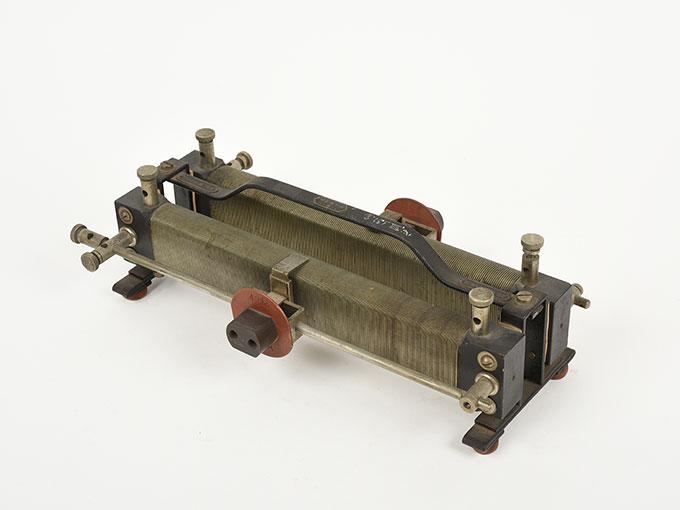 可変抵抗器抵抗器 (複式), レオスタット