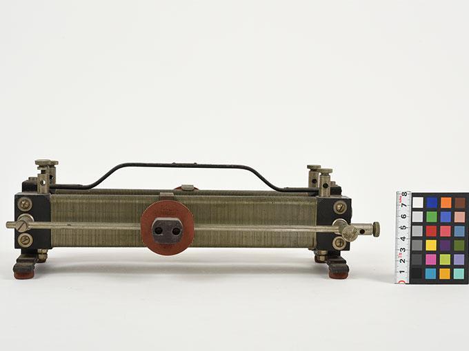 可変抵抗器抵抗器 (複式), レオスタット4
