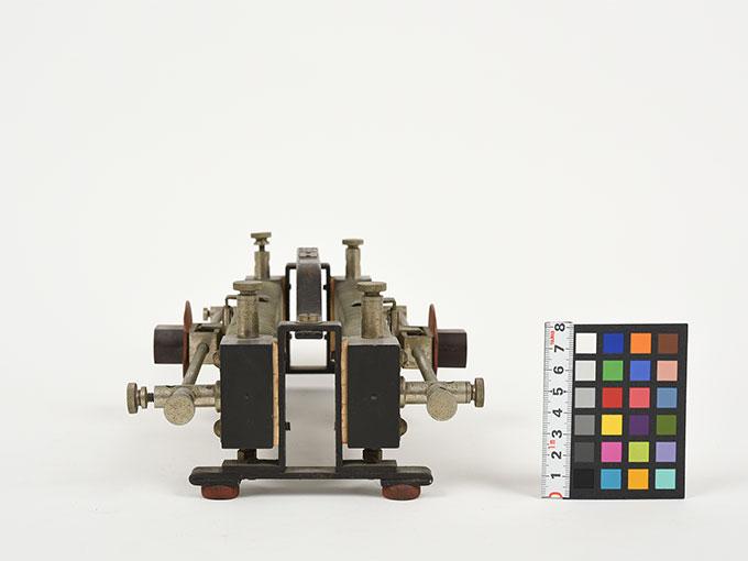 可変抵抗器抵抗器 (複式), レオスタット5