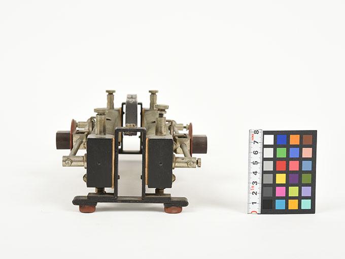 可変抵抗器抵抗器 (複式), レオスタット7