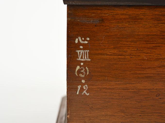 回路中継器抵抗箱 (1110Ω)8