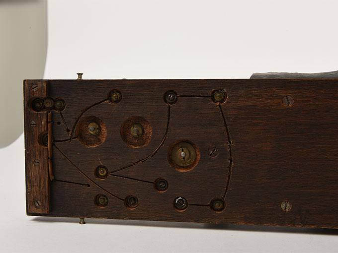 最小可聴音検査器Schlitten-Induktions-Apparat nach Du Bois-ReymondInduktorium11