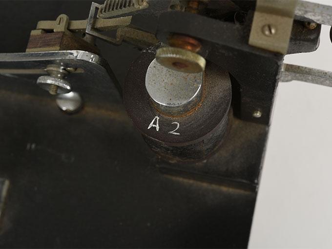 振子型測時計12