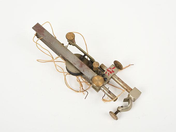 電磁音叉(小)Elektromagunetische Stimmgabel