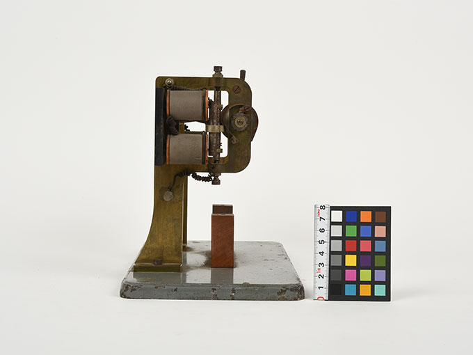 Tertienzahler 1/100 Sekunden-Messung電磁式パルス発生器2
