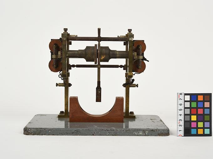 Tertienzahler 1/100 Sekunden-Messung電磁式パルス発生器3