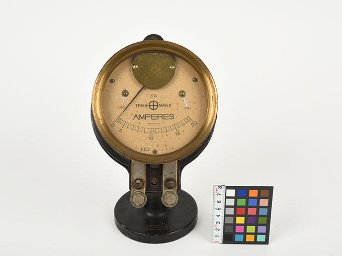 電流計アンメーター 20amp.3