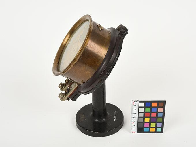 電流計アンメーター 20amp.4