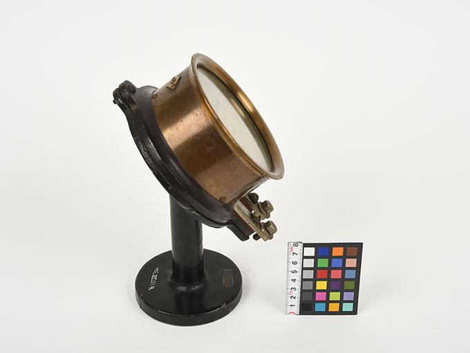 電流計アンメーター 20amp.6