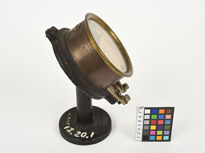 電圧計ボルトメーター 20V7
