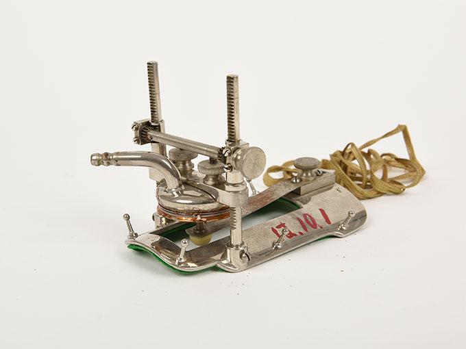 脈拍ピックアップマーレー氏脈拍記器B号マーレー氏脈拍記器