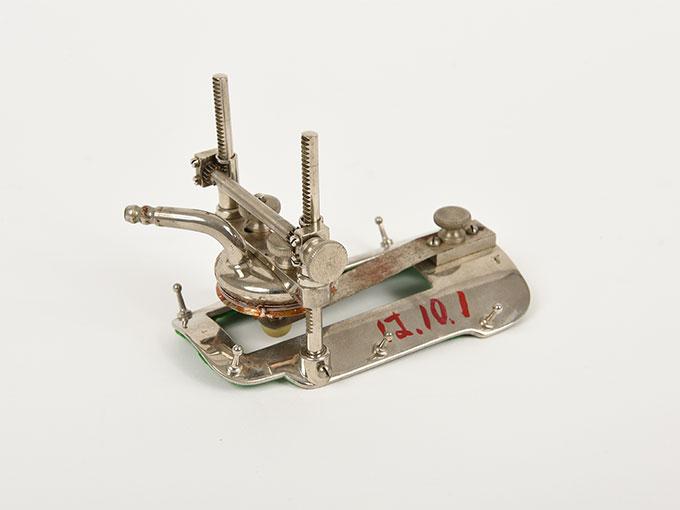 脈拍ピックアップマーレー氏脈拍記器B号マーレー氏脈拍記器2