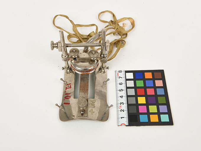 脈拍ピックアップマーレー氏脈拍記器B号マーレー氏脈拍記器4