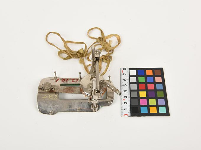 脈拍ピックアップマーレー氏脈拍記器B号マーレー氏脈拍記器5
