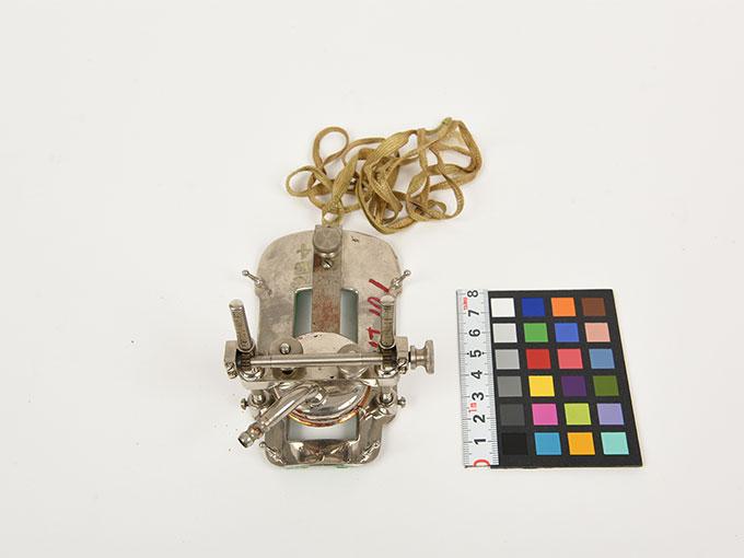 脈拍ピックアップマーレー氏脈拍記器B号マーレー氏脈拍記器6