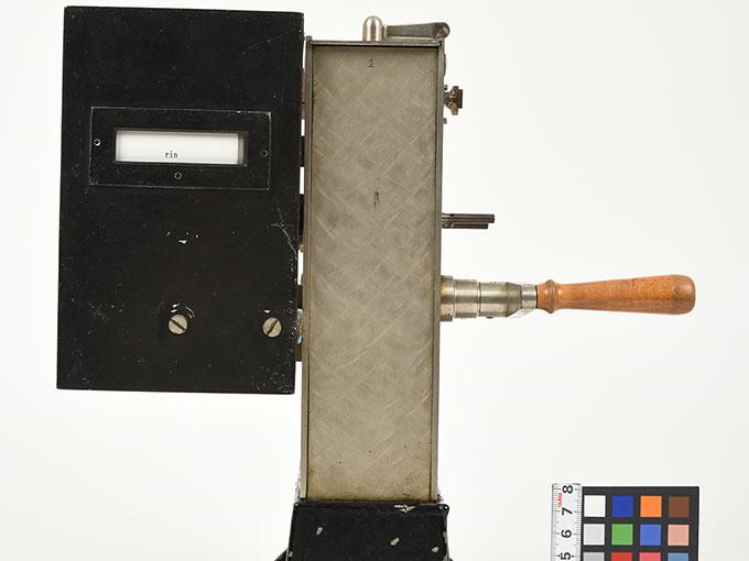 刺激続出器Gedachtnisapparat nach Lipmann記憶力検査器