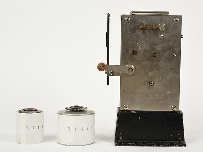 刺激続出器Gedachtnisapparat nach Lipmann記憶力検査器7