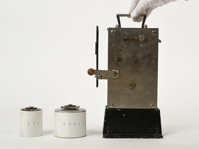 刺激続出器Gedachtnisapparat nach Lipmann記憶力検査器8