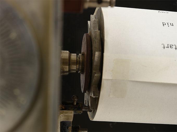 刺激続出器Gedachtnisapparat nach Lipmann記憶力検査器14