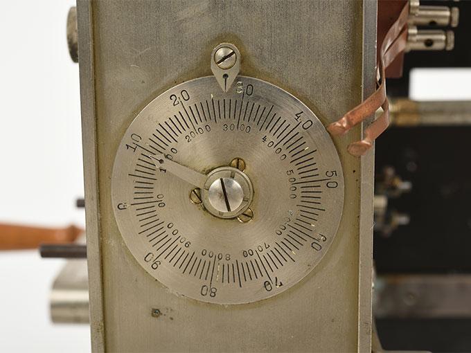 刺激続出器Gedachtnisapparat nach Lipmann記憶力検査器17