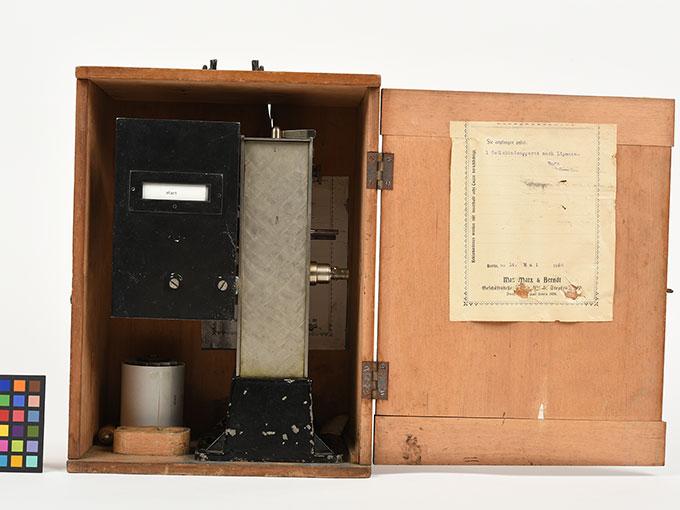 刺激続出器Gedachtnisapparat nach Lipmann記憶力検査器21