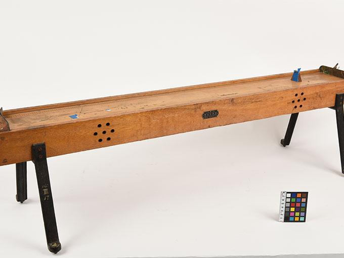 モノコード琴式音発生器