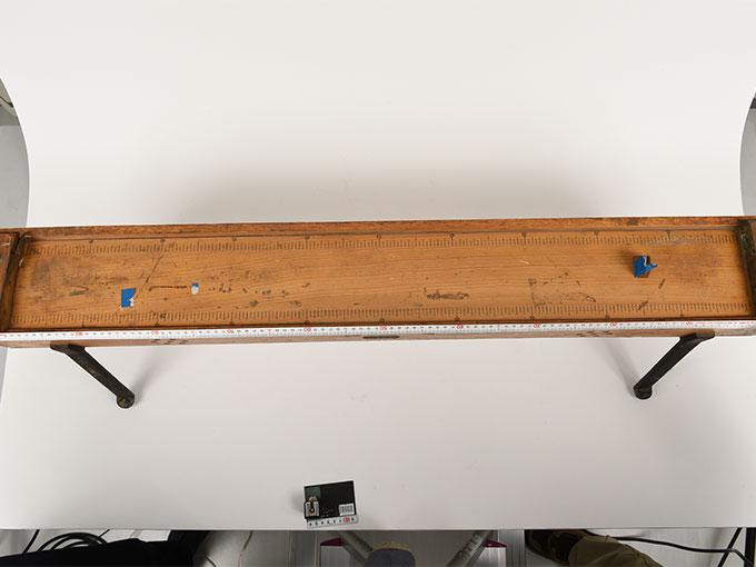 モノコード琴式音発生器7