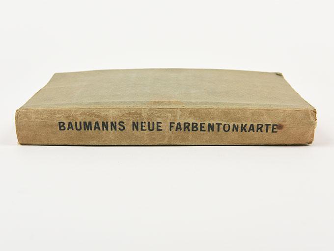 色見本Baumanns neue Fanbentonkarte (色調標本)3