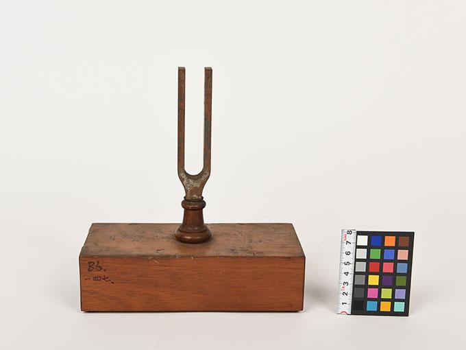 共鳴箱付き音叉強音函付き音叉4