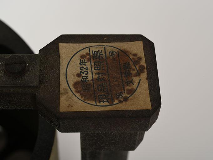 カイモグラフEinfaches Trommel-Kymographion mit Uhrwerk新式滑転装置11
