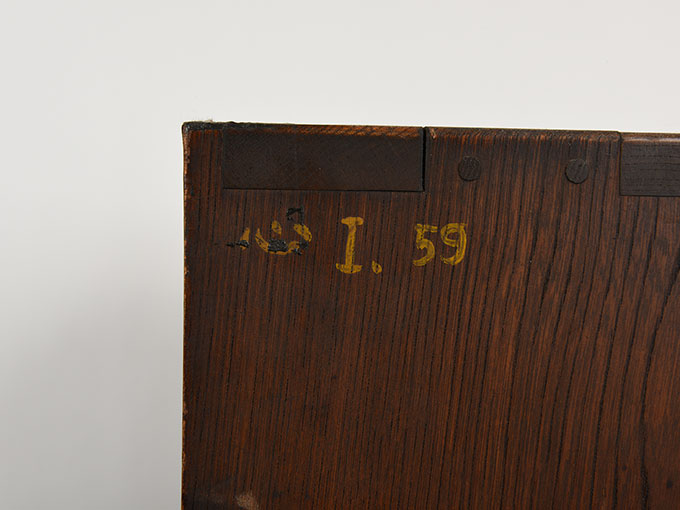 ニオーデの音叉時計Stimmgabeluhr nach Niaudetニオーデ氏音叉時計16