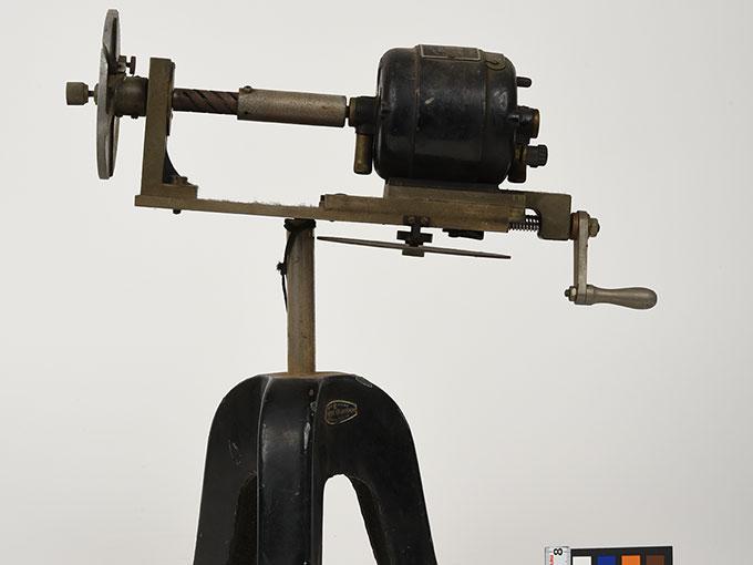 電動混色器チンメルマン型電動機付混色器3