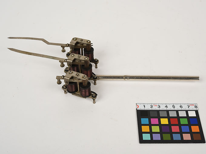 マグネットマーカー三重式三重式電磁記録器