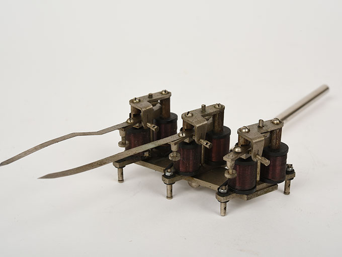 マグネットマーカー三重式三重式電磁記録器2