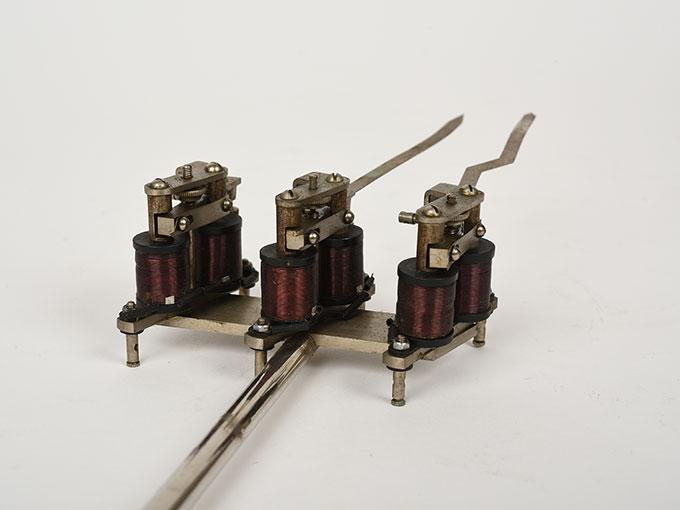 マグネットマーカー三重式三重式電磁記録器4