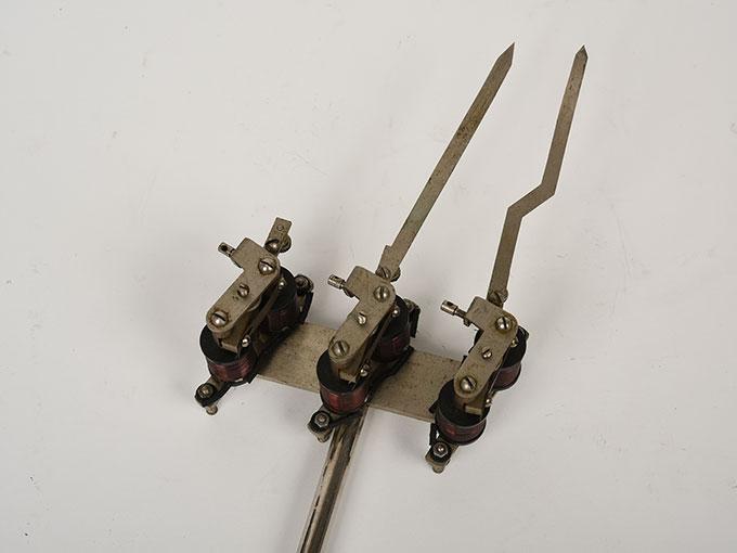 マグネットマーカー三重式三重式電磁記録器5