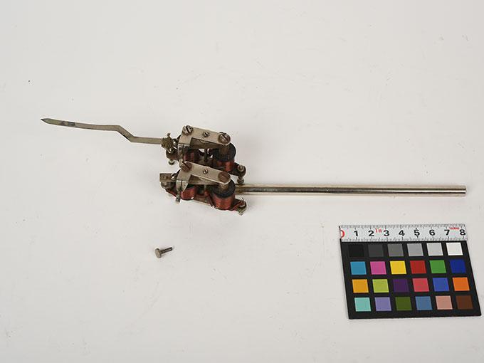 マグネットマーカー複式複式電磁記録器