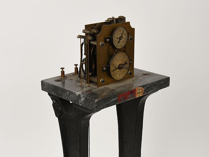 ヒップのクロノスコープヒップ氏測時計