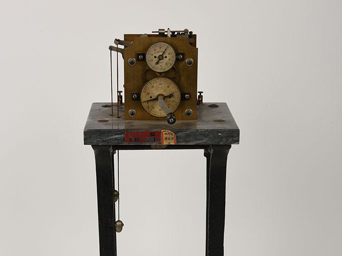 ヒップのクロノスコープヒップ氏測時計3