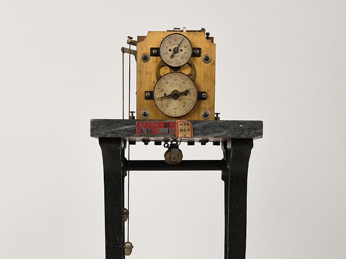 ヒップのクロノスコープヒップ氏測時計5