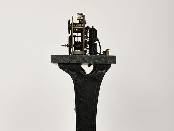 ヒップのクロノスコープヒップ氏測時計6