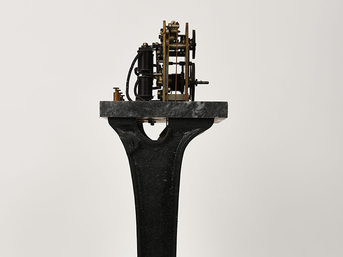 ヒップのクロノスコープヒップ氏測時計8
